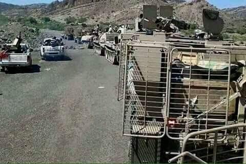 انتصارات جديدة يحرزها الجيش الوطني في الشريجة ويواصل تقدمه نحو مديرية الراهدة