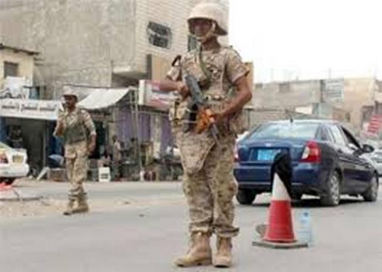 الحزام الأمني يشدد إجراءاته الأمنية لحراسة السقاف الذي حاول القضاء على الرئيس هادي في عدن