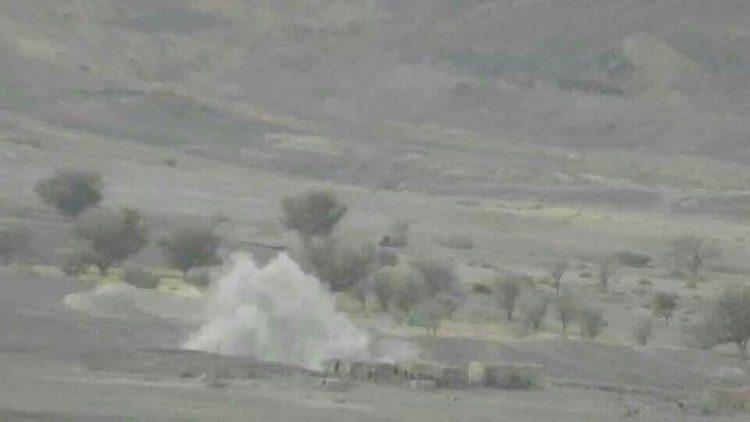 قوات الجيش الوطني تستهدف مواقع مليشيا الحوثي في صرواح ومقتل وإصابة 8 من عناصر المليشيات