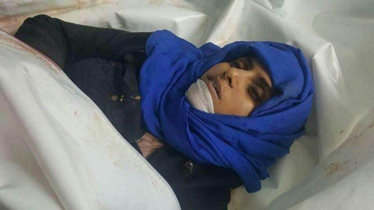 مليشيا الحوثي تقنص ناشطة حقوقية ومرافقها أثناء تغطيتها لإنتهاكات المليشيات في تعز