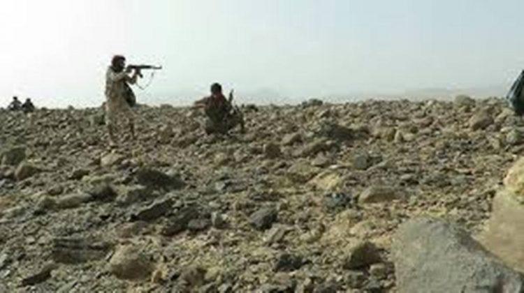 قوات الجيش الوطني تسيطر على جبل السلطاء المطل على الخط الإسفلتي الرابط بين مديرية نهم وأرحب