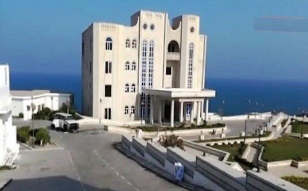 وكالة دولية تكشف عن وقوع انفجار عنيف قرب قصر المعاشيق فيعدن