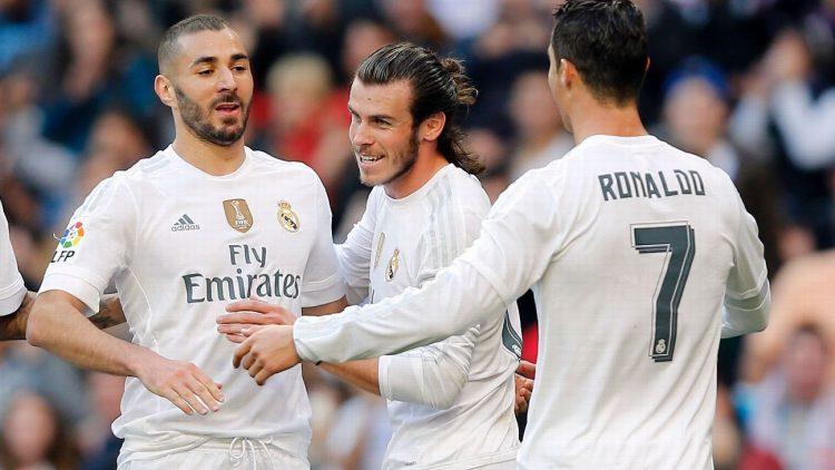 بمشاركة (BBC) هذه هي تشكيلة ريال مدريد المتوقعة أمام سوسيداد اليوم