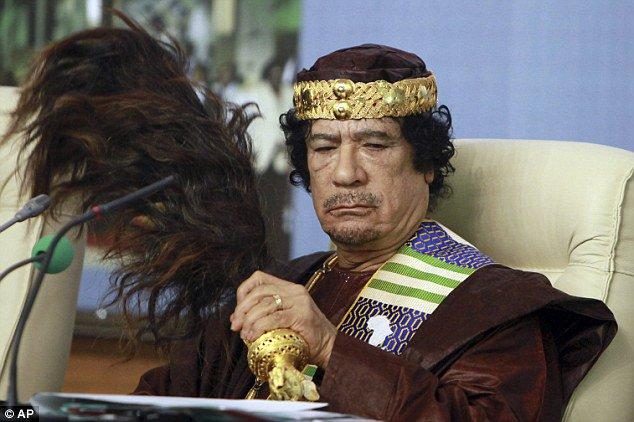 """بعد جدل واسع حول نسب """"القذافي"""".. تم إخراج جثته لمعرفة هذه الحقيقة!"""