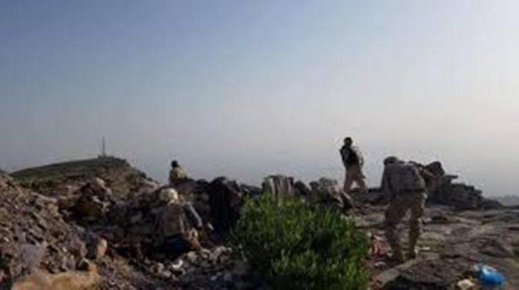 قوات الجيش الوطني تشن هجوما على مواقع المليشيات وتسيطر على مواقع جديدة جنوب مدينة تعز