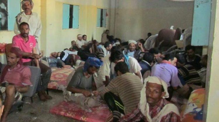 مصادر:الإفراج عن ضباط «الحرس الجمهوري» المحتجزين في الضالع وإعادتهم إلى قعطبة