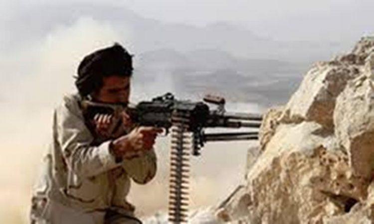 قوات الجيش الوطني تصد هجوما لمليشيا الحوثي في المصلوب بمحافظة الجوف
