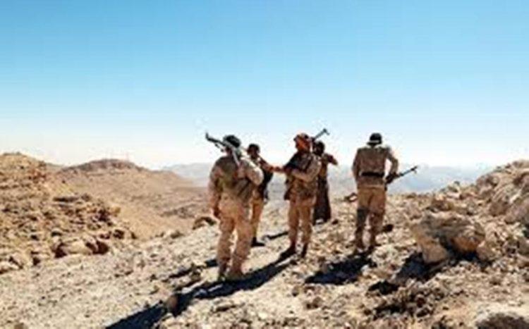 قوات الجيش الوطني تتقدم وتسيطر على مواقع جديدة في مديرية الملاجم