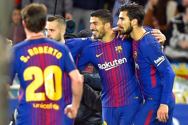مدرب برشلونة يعلن تشكيلة فريقه أمام ايبار