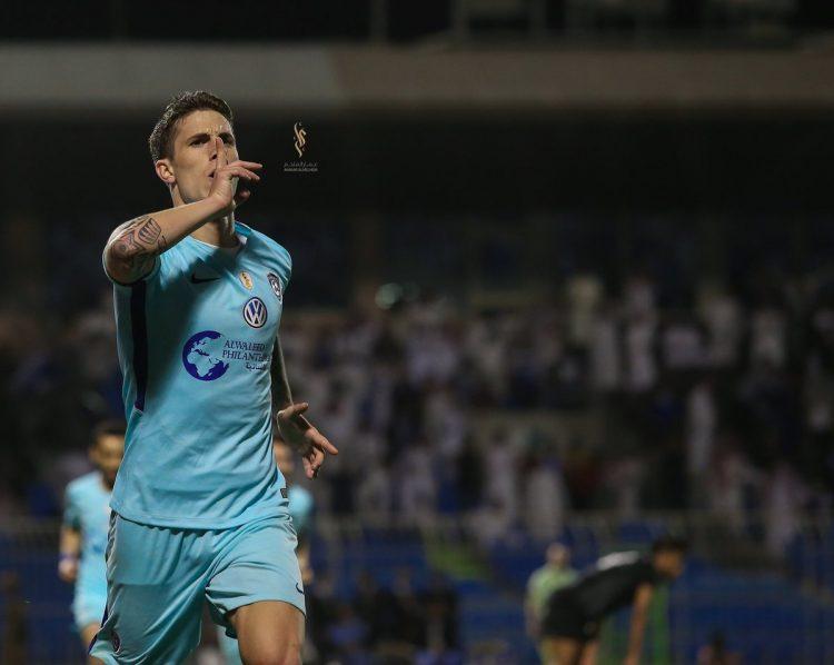 في مباراة مثيرة الهلال يتغلب على الشباب في الدوري السعودي