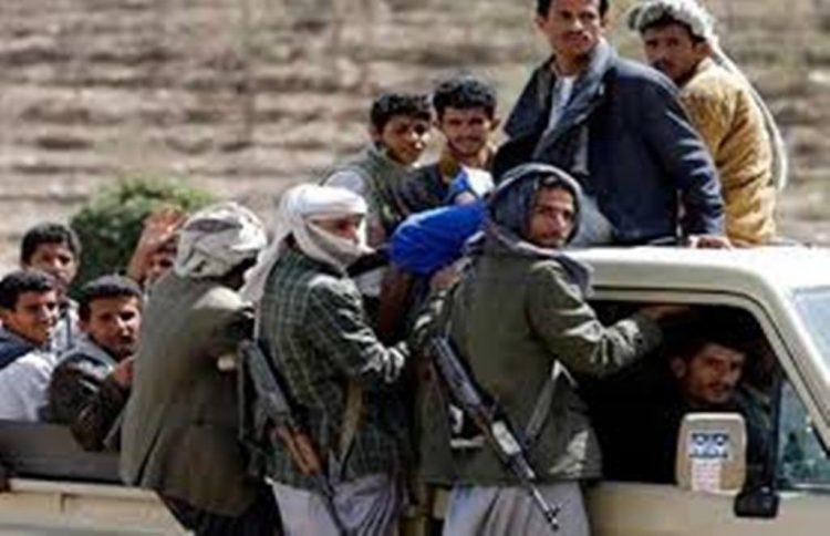 مليشيا الحوثي تشن حملة اختطافات في الجراحي وجبل رأس واندلاع إشتباكات في مثلث حيس إب جبل رأس