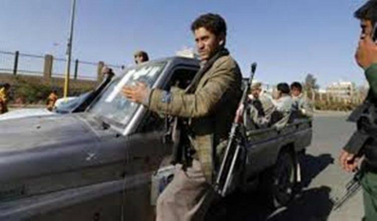 حوثيون يهربون متهما بالقتل صادر بحقه حكم إعدام من السجن المركزي في ذمار مقابل مبالغ مالية