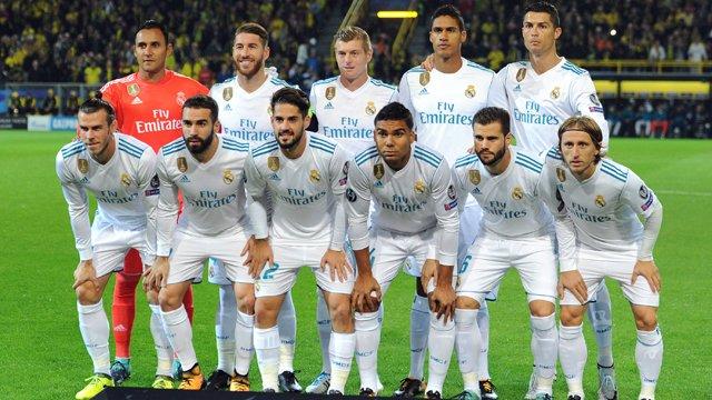 التشكيلة المتوقعة لريال مدريد أمام ريال بيتيس