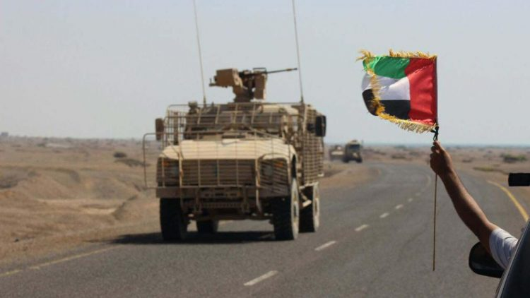 صحفي الماني: الامارات تسعى لتقسيم اليمن، , والإطاحة بالرئيس هادي
