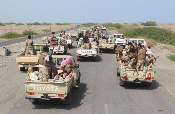 قوات النخبة المدعومة من الإمارات تقتحم مقرات أمنية في شبوة