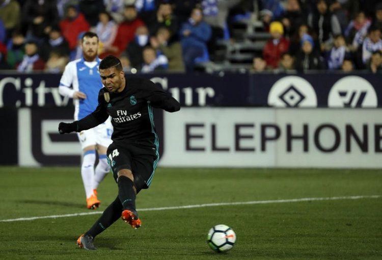 يال مدريد يتجاوز ليجانيس في المباراة المؤجلة