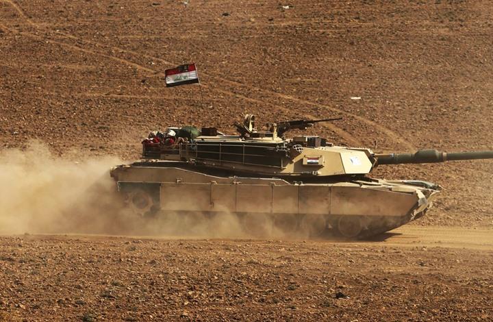 هكذا حصلت كتائب حزب الله على دبابات أبرامز الأمريكية..!!