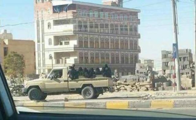 مصادر محلية: حمود عباد يوجه الزينبيات باختطاف النساء من منازلهن في صنعاء