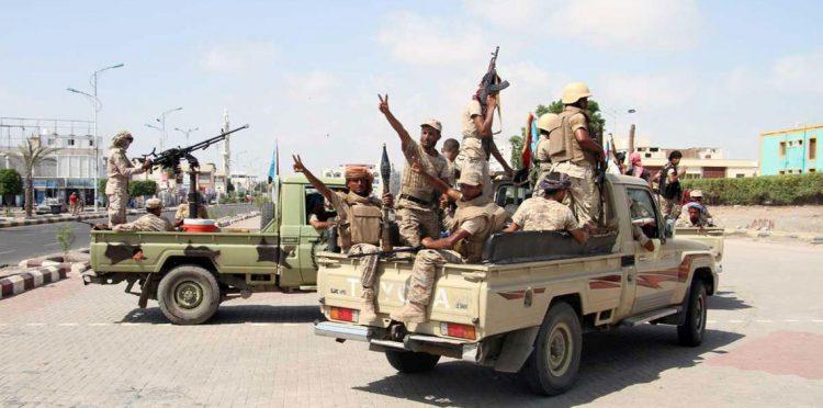 قوات الجيش الوطني تعلن سيطرتها على معقل تنظيم القاعدة في المكلا بمحافظة حضرموت بالكامل