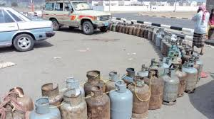 شركة الغاز الخاضعة لسيطرة الحوثيين تعلن عن تسعيرة رسمية جديدة للغاز المنزلي
