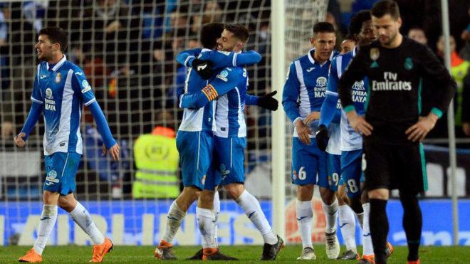 ريال مدريد يعود للاخفاق في الدوري الاسباني ويخسر امام اسبانيول