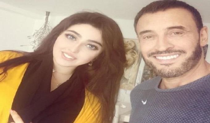 حقيقة زواج الفنان العراقي كاظم الساهر من الفتاة التونسية (سارة)