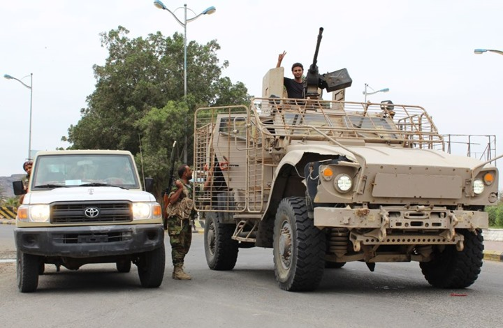 قوات الامارات في اليمن تدشن عمليات الفوضى في حضرموت وشبوة (تقرير)