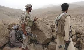 قوات الجيش الوطني تحرر مواقع جديدة في جبهة نهم شرقي صنعاء