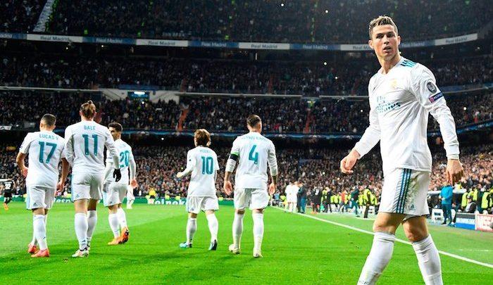 رونالدو على رأس تشكيلة ريال مدريد في مباراة خيتافي اليوم