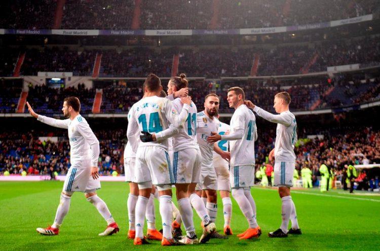 ريال مدريد يتجاوز خيتافي ورونالدو يصل للهدف رقم 300 في الدوري الاسباني