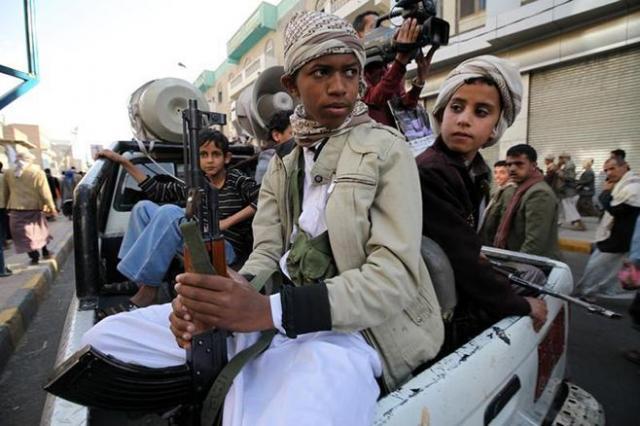 تحذير حكومي من عمليات إبادة جماعية ترتكبها مليشيا الحوثي بحق الآف الأطفال
