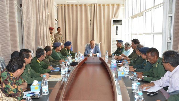 """وزير الداخلية يصدر توجهات هامة بشأن """"جرائم الاغتيالات"""" في الجنوب وتشديد الإجراءات الأمنية"""