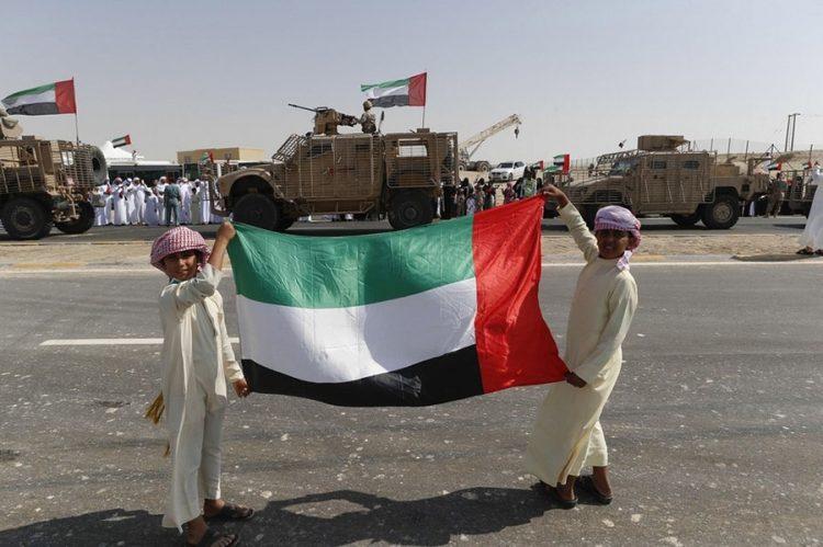 خدعوك وقالوا الإمارات تستهدف فقط (الاصلاح )