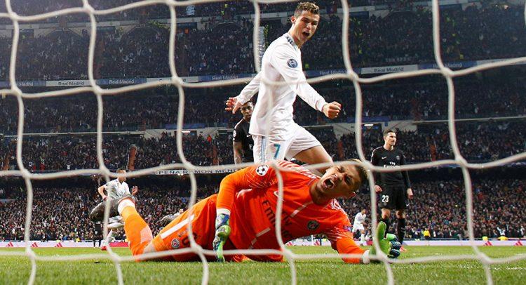 قمة دوري ابطال اوروبا بين ريال مدريد وباريس سان جيرمان تنطلق بعد قليل