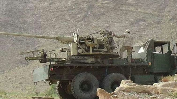 قيادي في الجيش: الجيش الوطني حرر 4 مناطق استراتيجية في صعدة تبعد كيلومتر عن مركز مديرية رازح