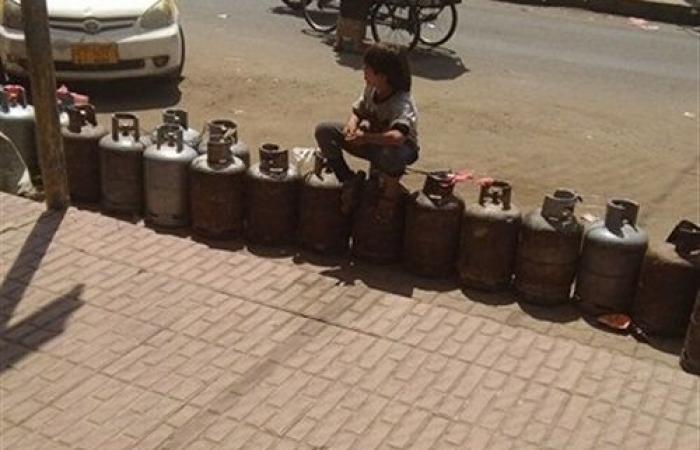 """صنعاء: مليشيا الحوثي تضع شرطاً """"قاتلاً"""" مقابل تزويد المنازل بمادة الغاز"""