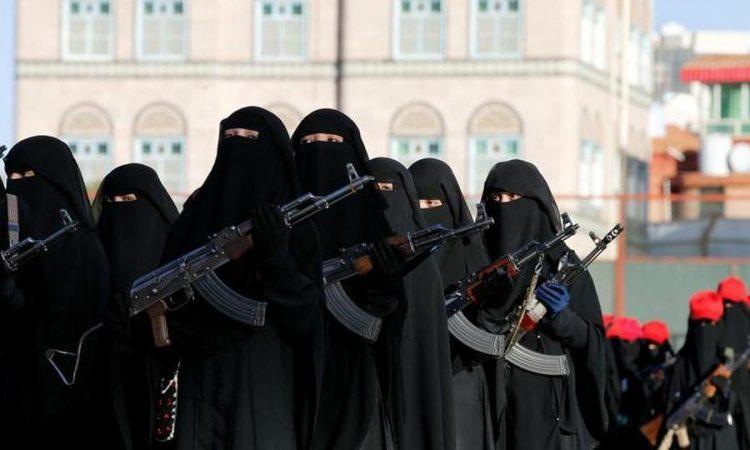 في اليوم العالمي للمرأة .. منظمة حقوقية تكشف بالأرقام انتهاكات الحوثيين ضد النساء في اليمن
