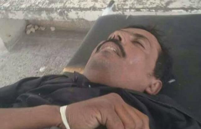 مقتل قائد قوات الحزام الأمني في أبين برصاص قوات أخرى من الحزام الأمني في ظروف غامضة
