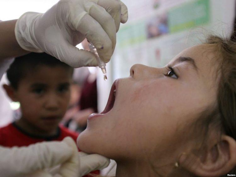 تدشين الحملة الوطنية لتحصين الاطفال ضد مرض الدفتيريا في عدن