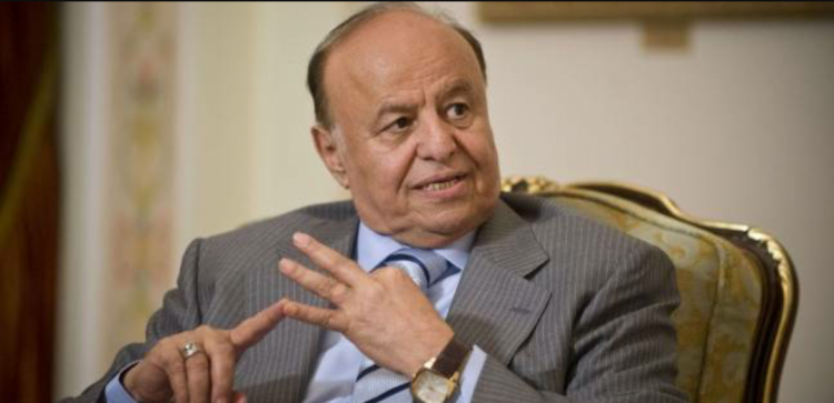 مصدر رئاسي: هادي سيلتقي المبعوث الاممي الجديد مطلع أبريل ولا توجد مشاورات سرية مع الحوثيين