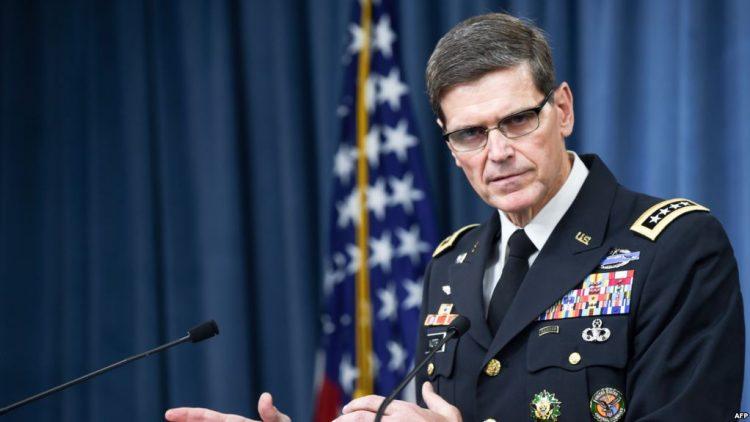 جنرال أمريكي: الأسلحة الايرانية التي بحوزة الحوثيين تمثل تهديداً للولايات المتحدة