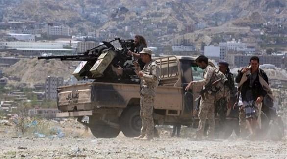 قوات الجيش الوطني تحرر مواقع جديدة بين الصلو ودمنة خدير ومصرع 20 حوثين في المعارك