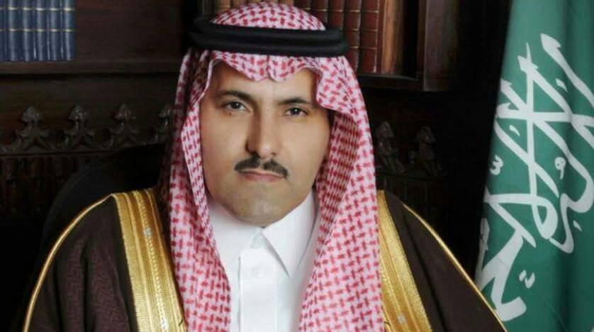 السفير السعودي: الحوثي يرفض السلام ويشترط إخراج جرحى النظام الإيراني وحزب الله