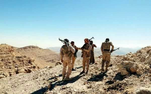 البيضاء: قوات الجيش الوطني تكبد المليشيات خسائر فادحة