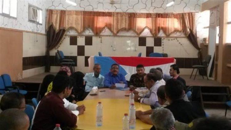 مكونات الحراك الجنوبي تجدد رفضها تواجد طارق وقواته في عدن وتقول أن المجلس الإنتقالي لا يمثل الجنوب