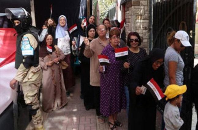 لليوم الثاني.. استمرار عمليات التصويت بالانتخابات الرئاسية المصرية