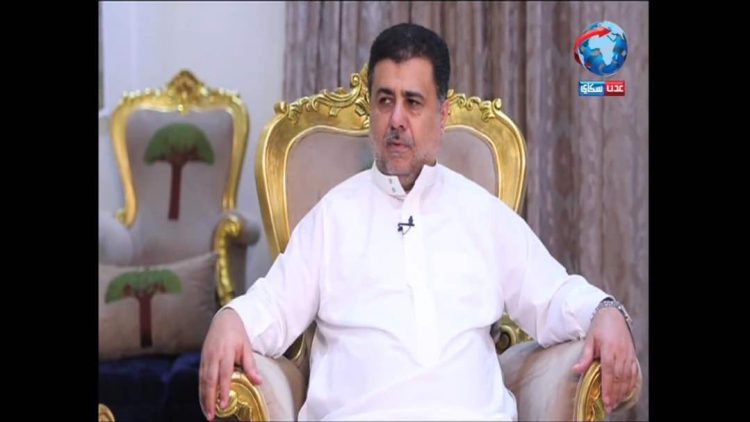 لقاء مع رئيس الاتحاد اليمني لكرة القدم الشيخ / احمد صالح العيسي