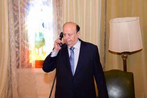 رئيس الجمهورية يطلع على سير المعارك ويشيد بانتصارات الجيش الوطني في مختلف الجبهات