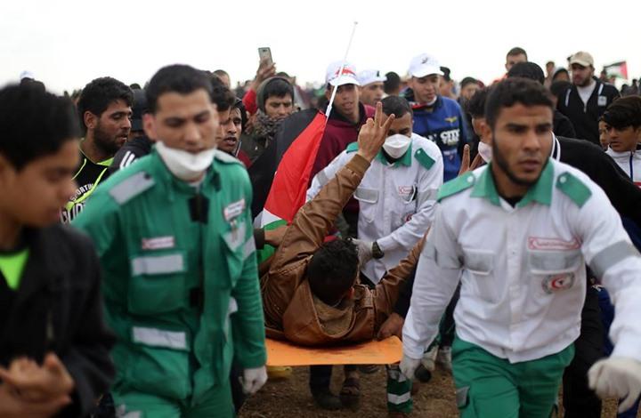 """الاعلان عن تشكيل لجنة قانونية دولية لملاحقة إسرائيل بسبب """"مجزرة العودة"""""""