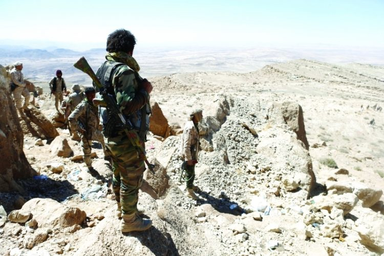 قائد محور صعدة: محاصرة قوات الجيش مليشيا الحوثي في معقلها الأول أصابها بارتباك وانهيار في صفوفها